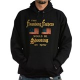 Founding Fathers Shooting Hoody