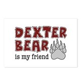 Dexter Friend Postcards (Package of 8)