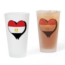 I Love Egypt Pint Glass