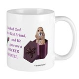 Cocker Spaniel (Tan) Coffee Mug