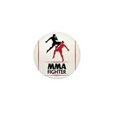 MMA Fighter Mini Button (100 pack)