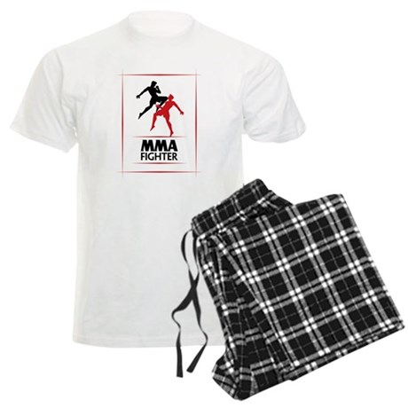 MMA Fighter Men's Light Pajamas