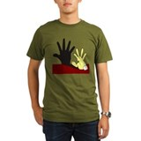 Rabit Casts a Wall Shadow T-Shirt