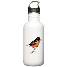 Baltimore Oriole Water Bottle