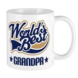 Grandpa (Worlds Best) Small Mug