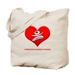 Operation Rainbow Canada Tote Bag