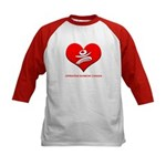 Operation Rainbow Canada Kids Baseball Jersey