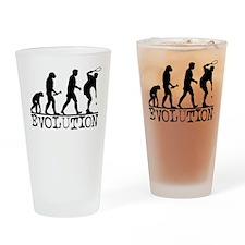 EVOLUTION Tennis Pint Glass