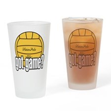 Water Polo Got Game? Pint Glass
