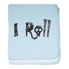 I Rock/I Roll baby blanket