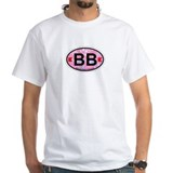 Bethany Beach DE - Oval Design. Shirt