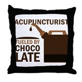 Acupuncturist Gift Throw Pillow