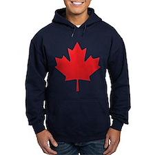 Canadian Maple Leaf Hoodie