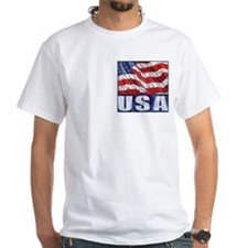 USA! Shirt, Over the Heart