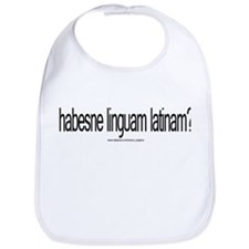 got Latin? Bib