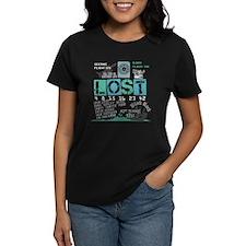 Lost Stuff Women's Dark T-Shirt