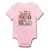 Lost Stuff Infant Bodysuit