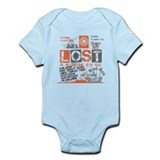 Lost Stuff Onesie