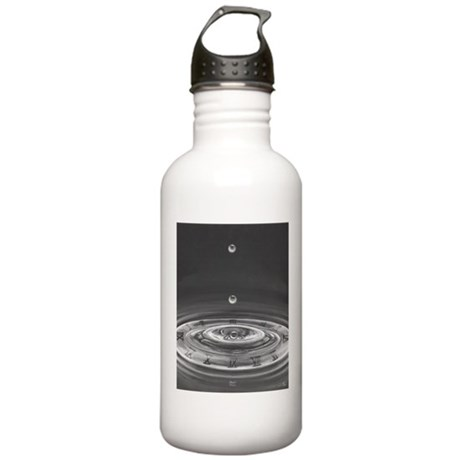 Time Stainless Water Bottle 1.0L