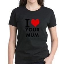 I heart your mum Tee