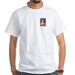 White T-Minus T-Shirt