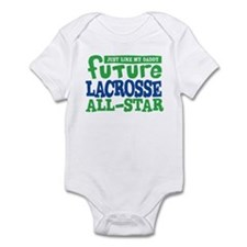 Lacrosse Future All Star Boy Infant Bodysuit