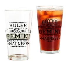 Gemini Pint Glass