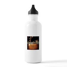 Funny Radio dj Water Bottle