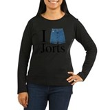 I Heart Jorts T-Shirt