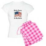 Rick Perry is my hero Women's Light Pajamas