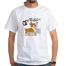 Pissed Off Corgi - Shirt