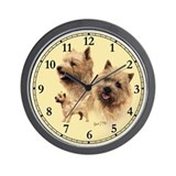 Cairn terrier Basic Clocks