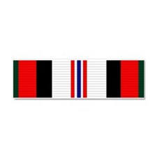 Afghanistan Campaign Car Magnet 10 x 3