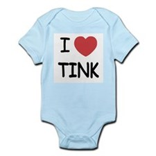 I heart tink Infant Bodysuit