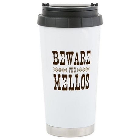 Beware the Mellos Ceramic Travel Mug