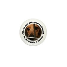 Capital Punishment Mini Button (100 pack)