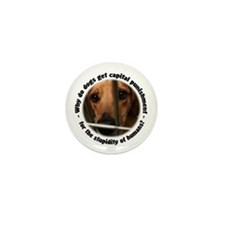 Capital Punishment Mini Button (10 pack)