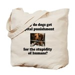 Capital Punishment Tote Bag