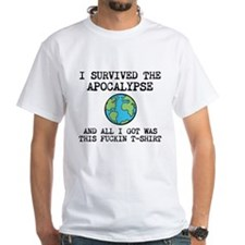I Survived Apocalypse Shirt