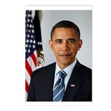 US President Barack Obama Postcards (Package of 8)