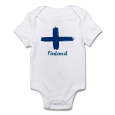 Finland Infant Bodysuit