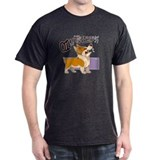 Pissed Off Corgi -  T-Shirt