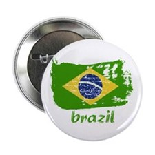 "Brazil 2.25"" Button (100 pack)"