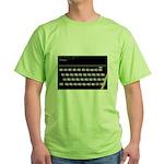 Sinclair ZX Spectrum Green T-Shirt