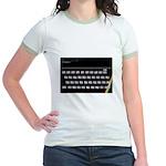 Sinclair ZX Spectrum Jr. Ringer T-Shirt
