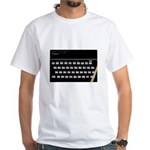 Sinclair ZX Spectrum White T-Shirt