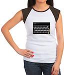 Sinclair ZX Spectrum Women's Cap Sleeve T-Shirt