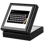 Sinclair ZX Spectrum Keepsake Box