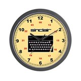 Sinclair ZX Spectrum Wall Clock