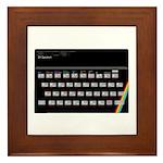 Sinclair ZX Spectrum Framed Tile